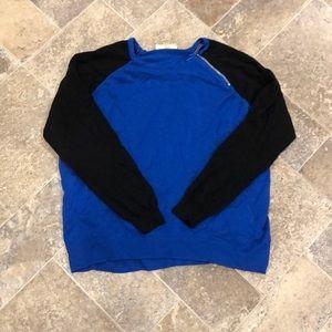 Michael Kors zip sweater